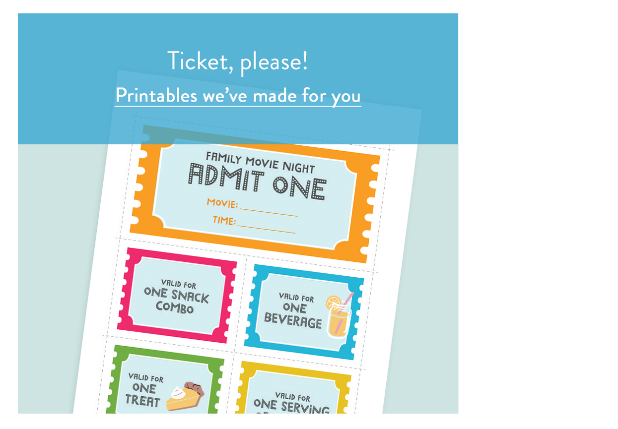 Little Blue House Movie Night Tickets