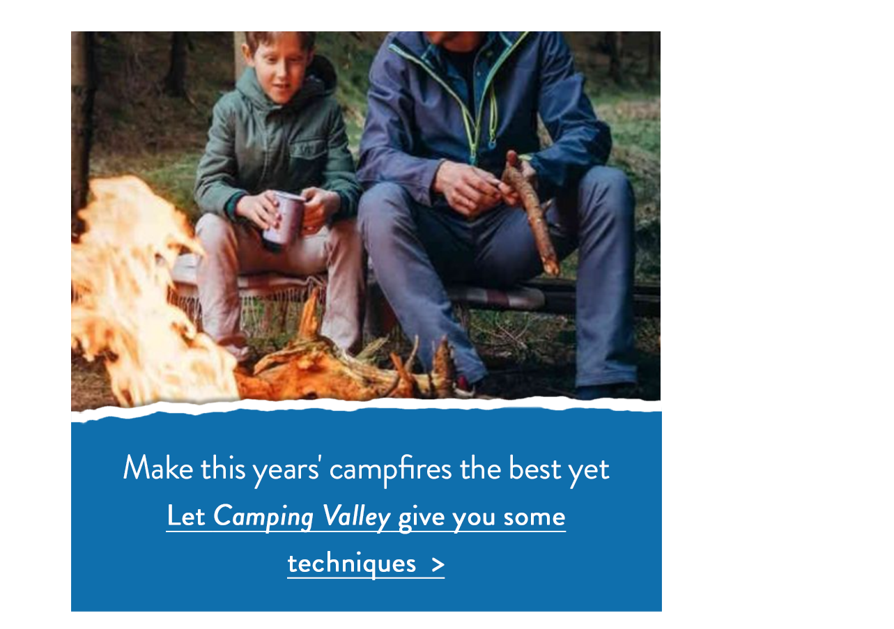 Make this years' campfires the best yet