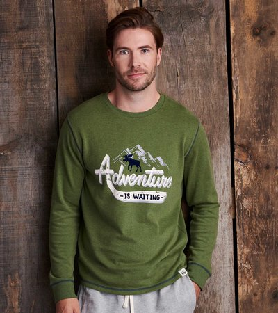 Adventure Men's Heritage Long Sleeve Tee