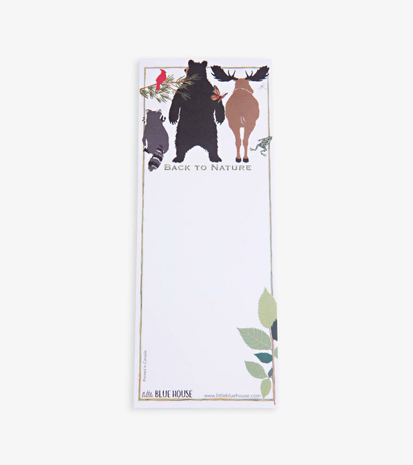 Back To Nature Magnetic List