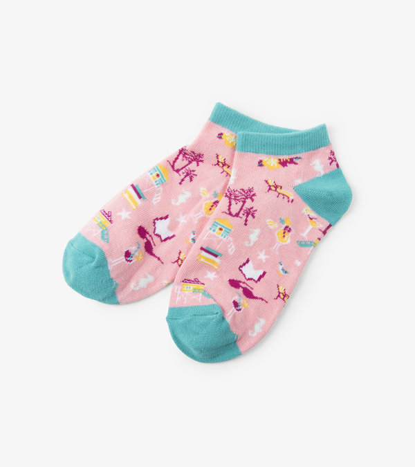Beach House Women's Ankle Socks
