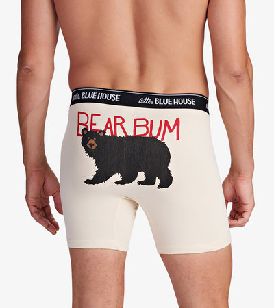 Bear Bum Men's Boxer Briefs