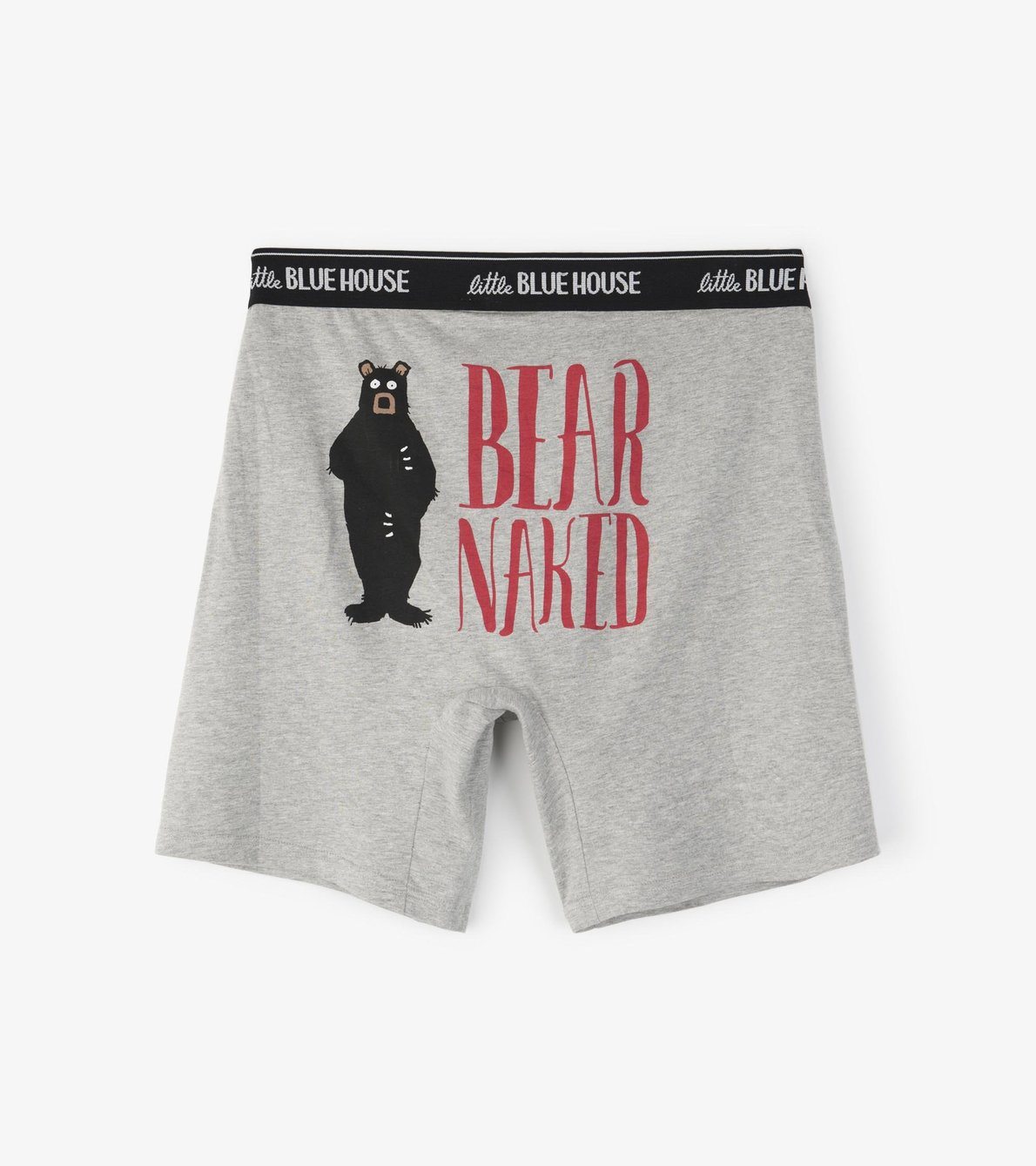 View larger image of Bear Naked Men's Boxer Briefs