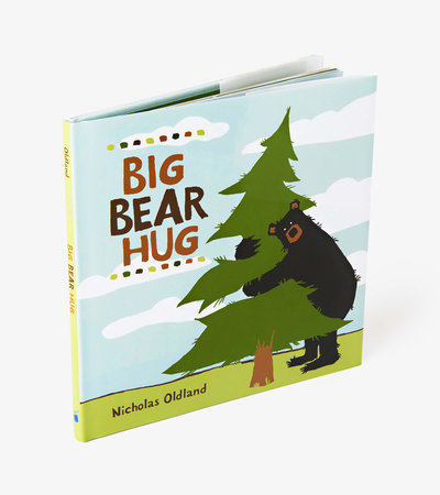 """Big Bear Hug"" Children's Book"