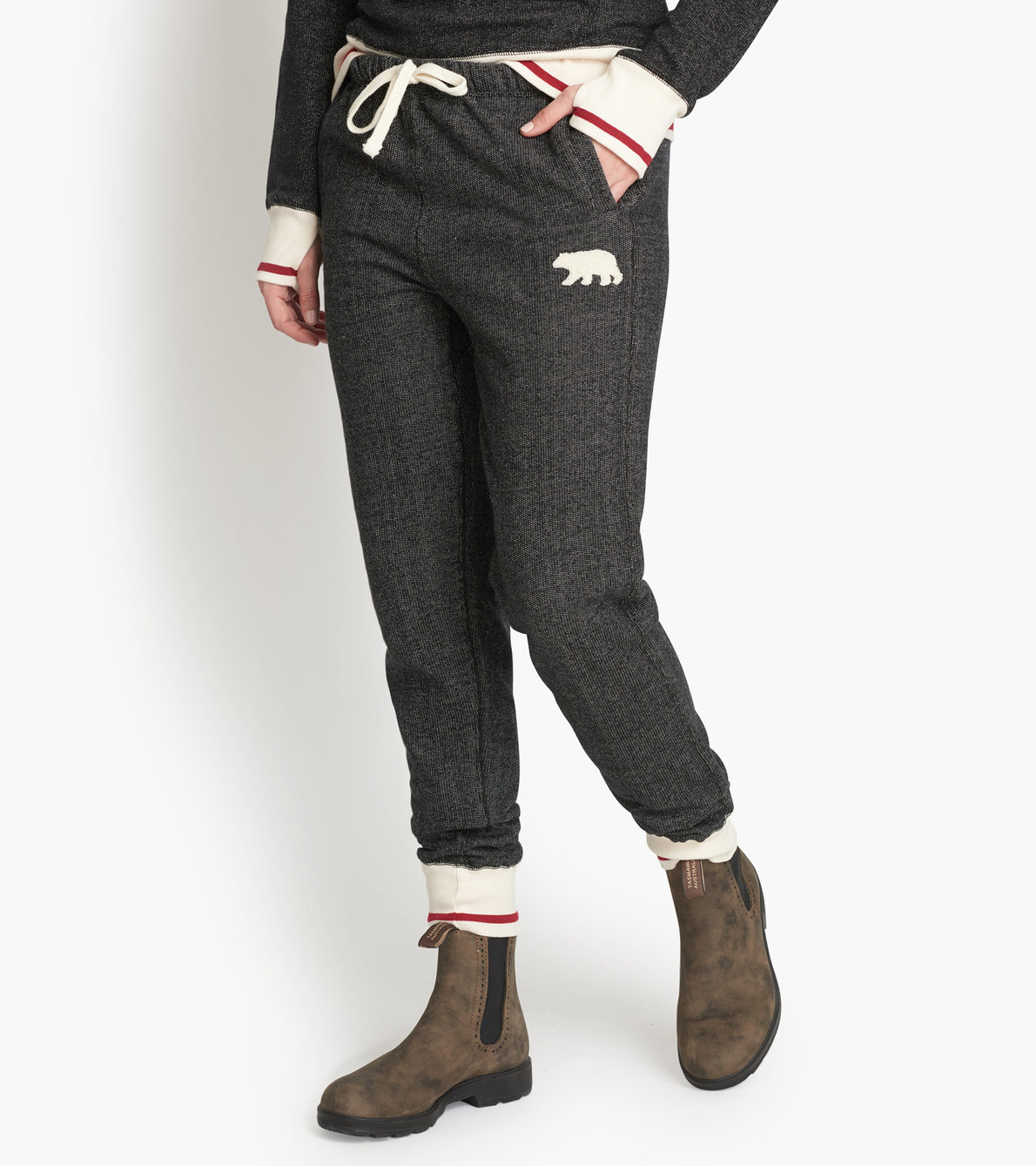 View larger image of Charcoal Bear Women's Heritage Joggers
