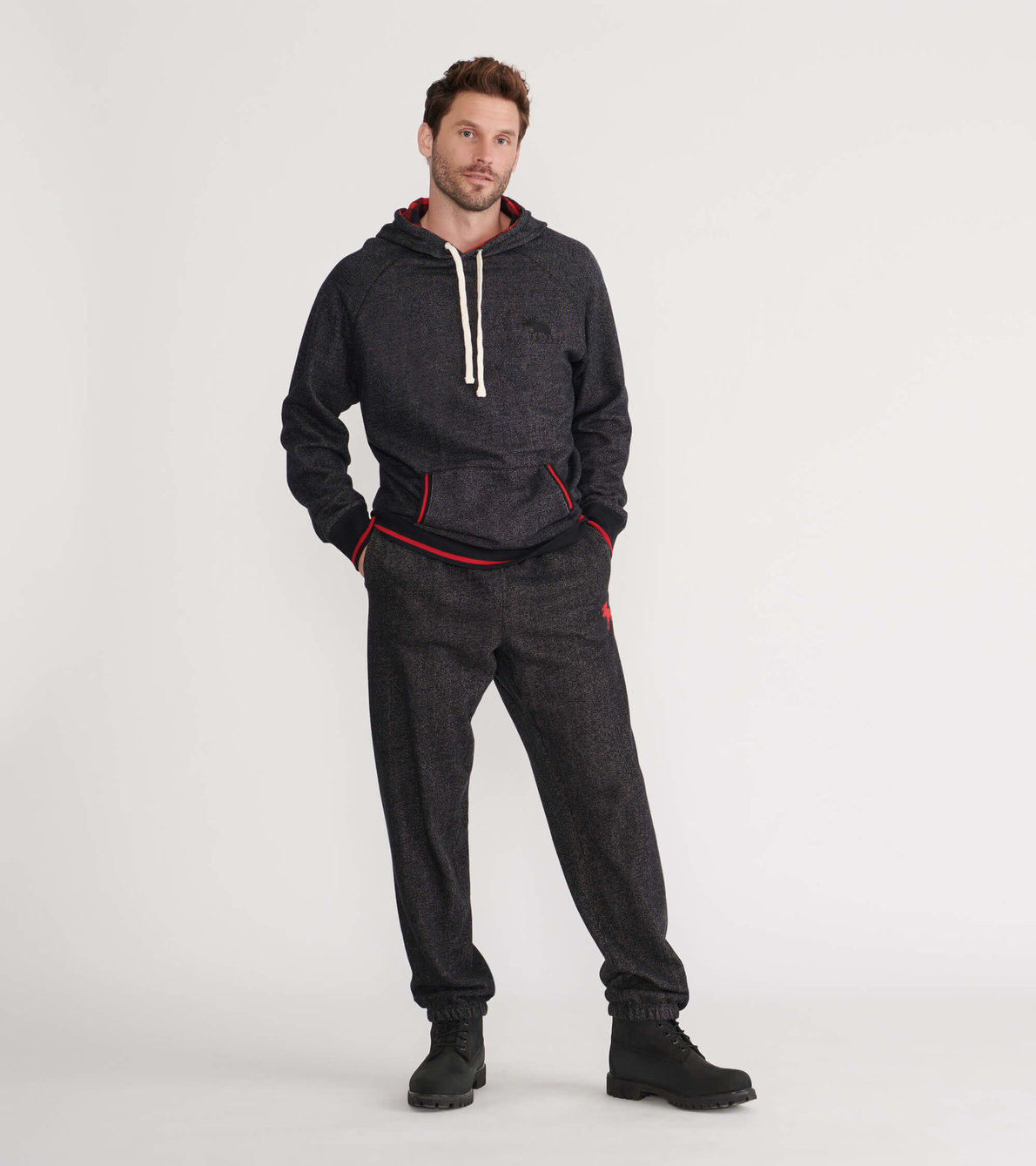 View larger image of Charcoal Moose Men's Heritage Joggers