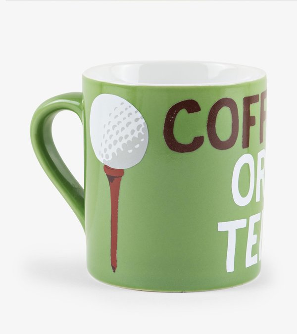 Coffee or Tee Ceramic Mug