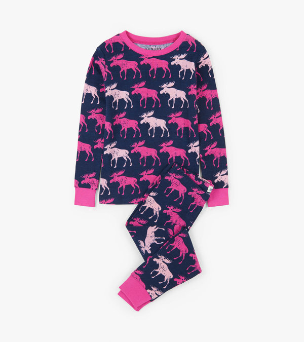Cottage Moose Kids Pajama Set