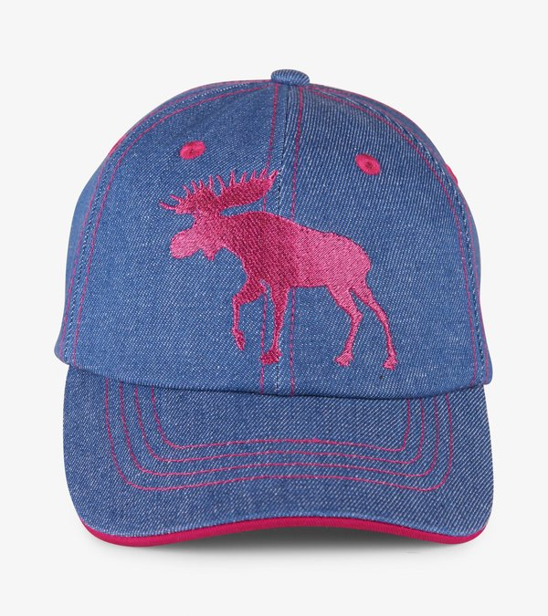 Denim Moose Kids Baseball Cap