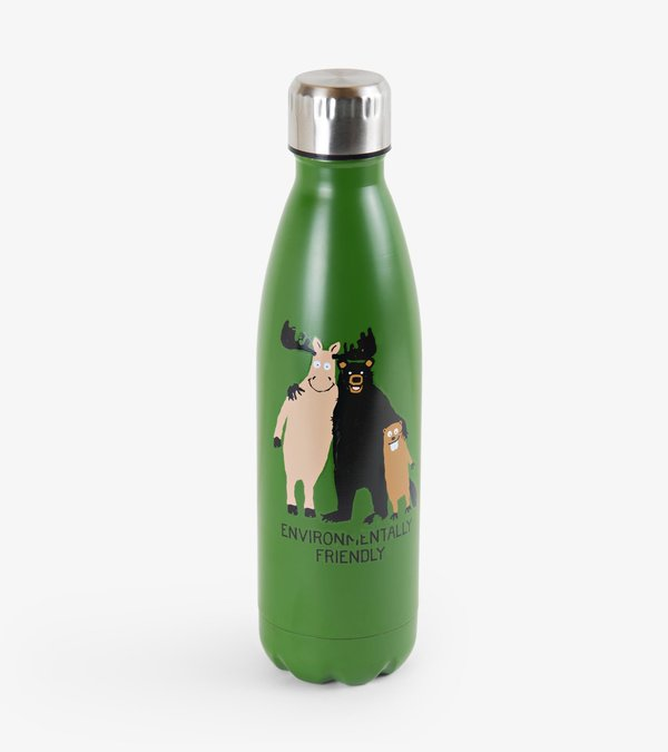 Environmentally Friendly Travel Bottle