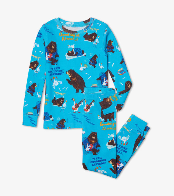 Goodnight Already Pajama Set