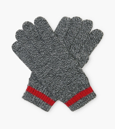 Grey Adult Heritage Gloves