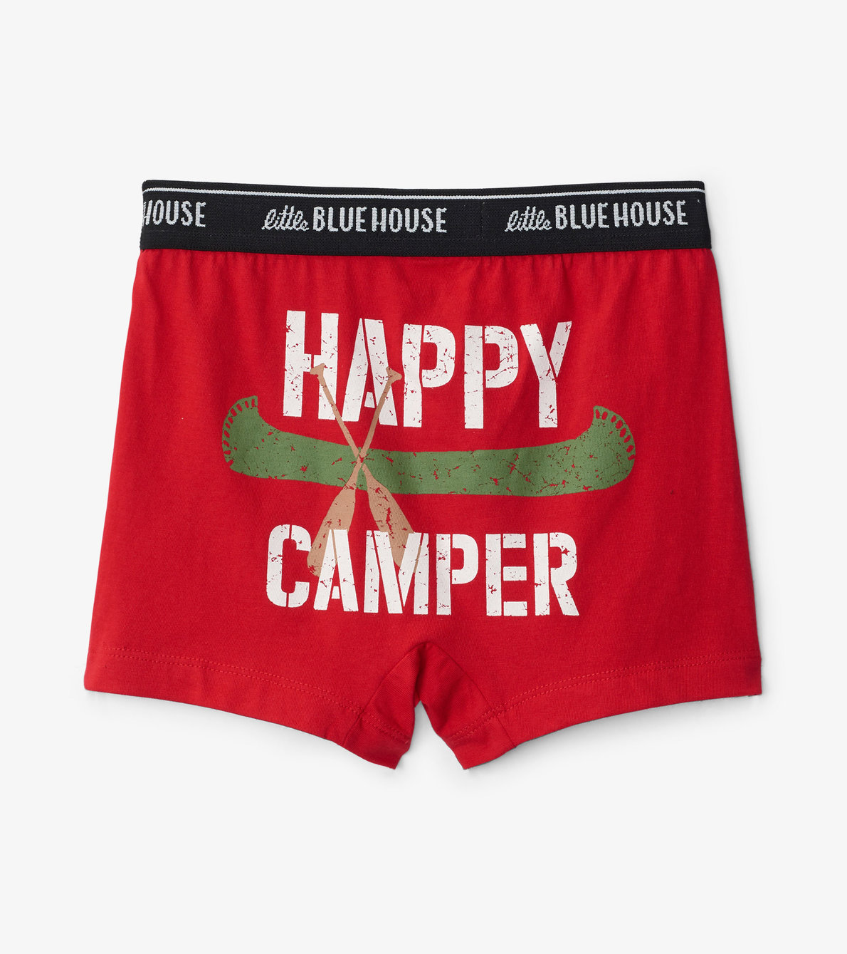 View larger image of Happy Camper Boy's Boxers Briefs