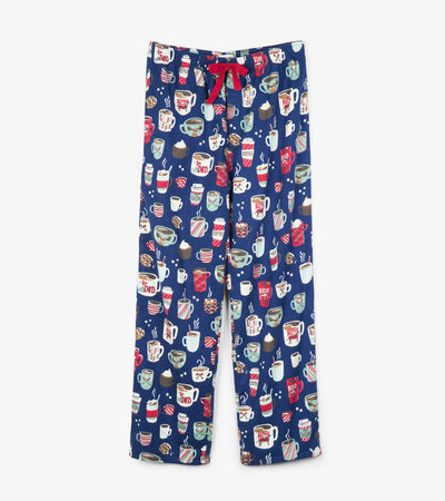 Holiday Cocoa Men's Flannel Pajama Pants