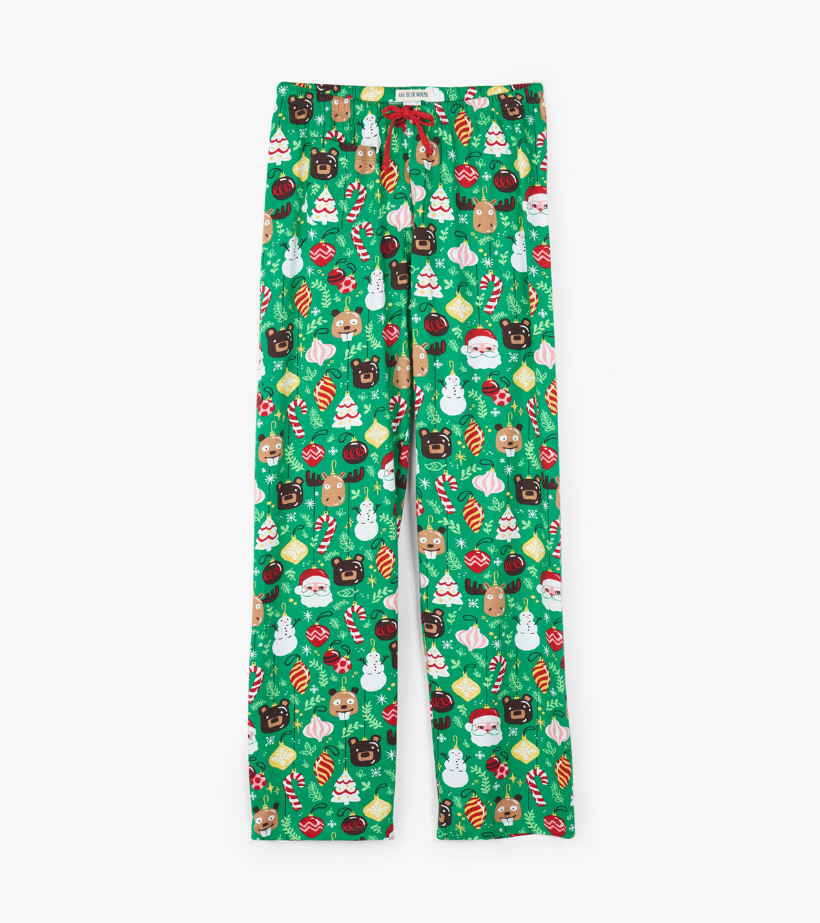 View larger image of Holiday Ornaments Women's Jersey Pajama Pants