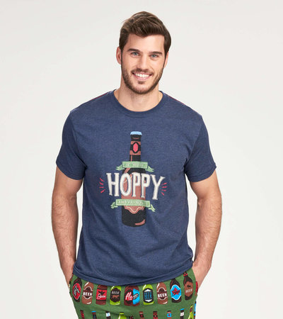 If You're Hoppy And You Know It Men's Tee