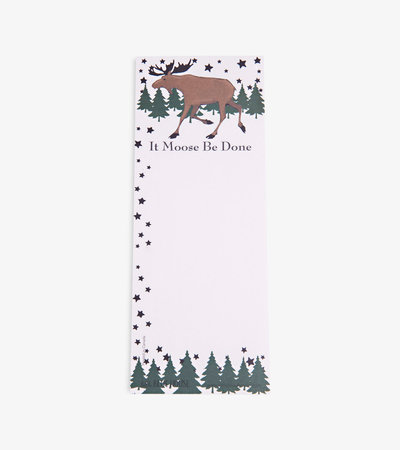 It Moose Be Done Magnetic List