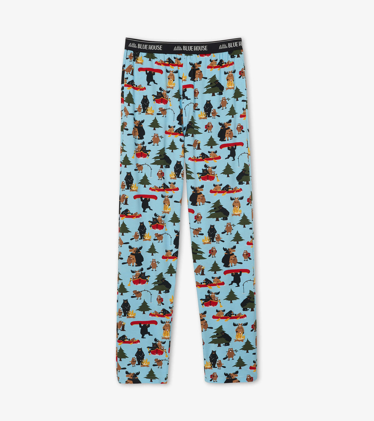 View larger image of Life in the Wild Men's Jersey Pajama Pants