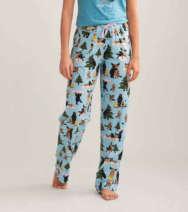Life in the Wild Women's Jersey Pajama Pants