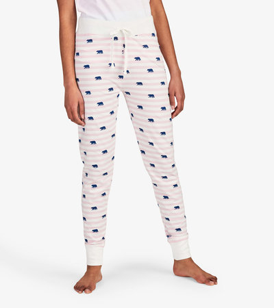 Little Bears Women's Sleep Leggings