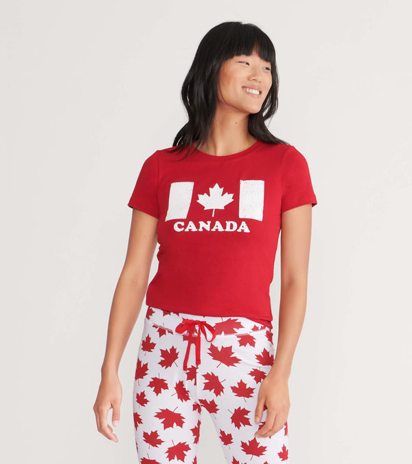 Made in Canada Women's Tee