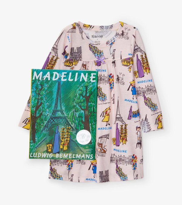Madeline Book and Nightdress Set