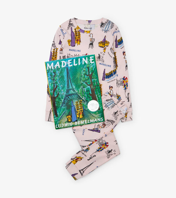 Madeline Book and Pajama Set