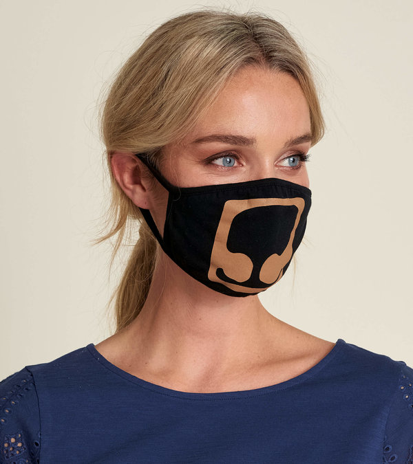Non-Medical Reusable Adult Face Mask - Bear
