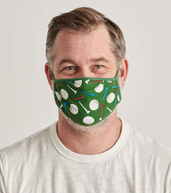 Non-Medical Reusable Adult Face Mask - Tees And Balls