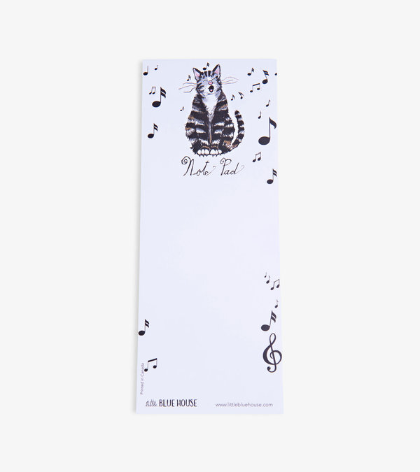 Note Pad Magnetic List