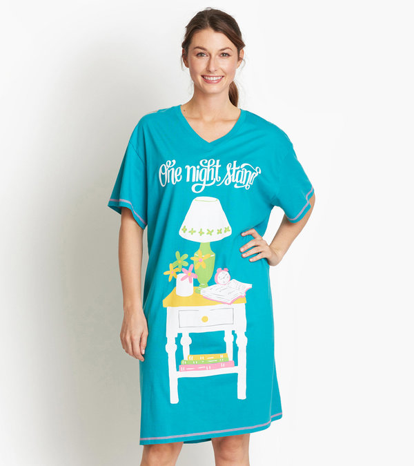 One Night Stand Women's Sleepshirt