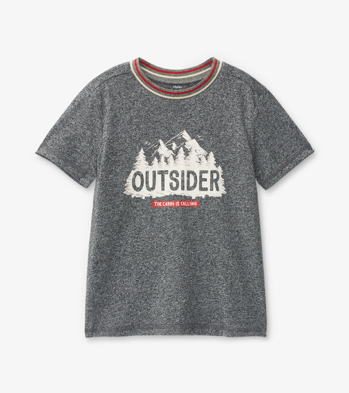 View larger image of Outsider Kids Heritage Tee