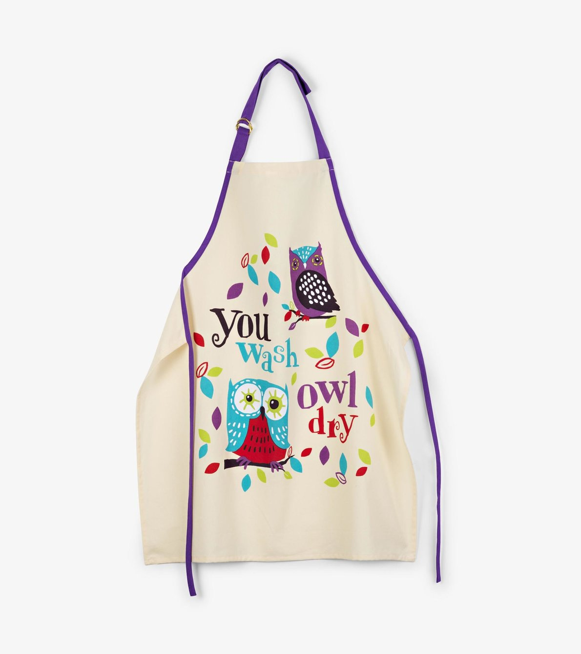View larger image of Owl Dry Apron