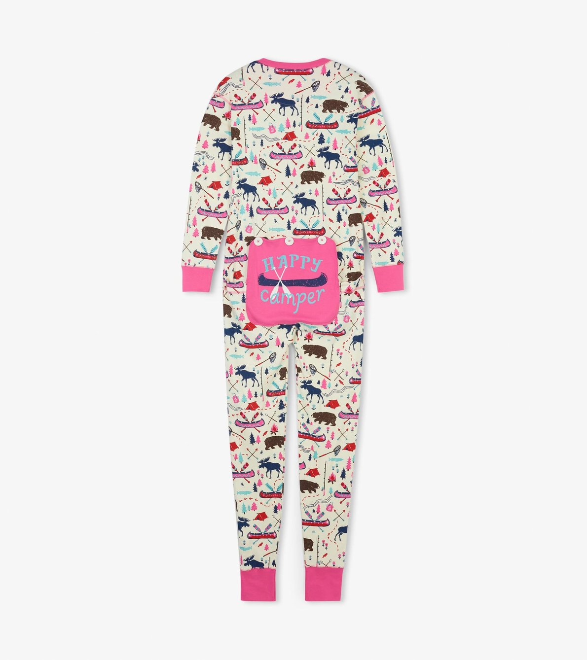 View larger image of Pretty Sketch Country Adult Union Suit