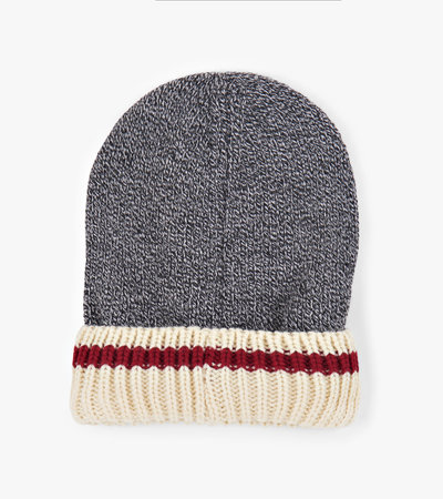 Red Stripe Adult Heritage Winter Hat