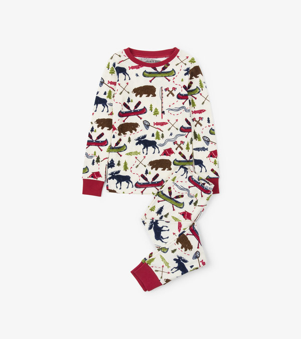 Sketch Country Kids Pajama Set