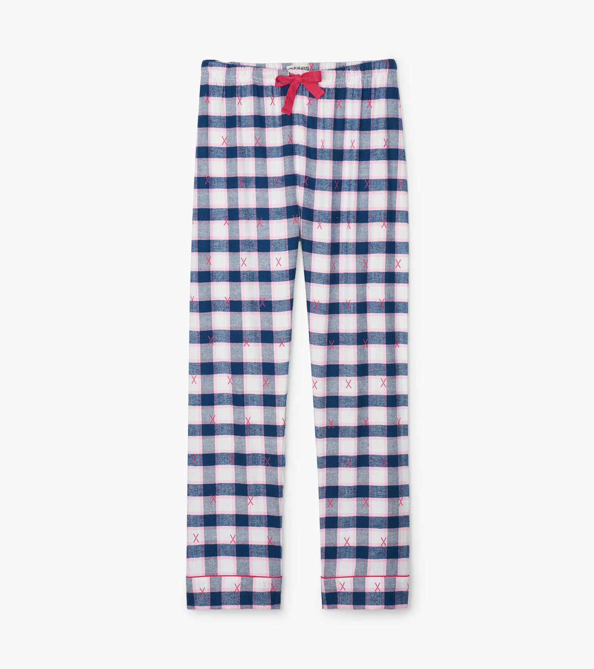 View larger image of Ski Holiday Plaid Women's Flannel Pajama Set