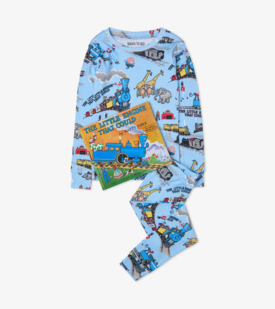 The Little Engine that Could Book and Pajama Set