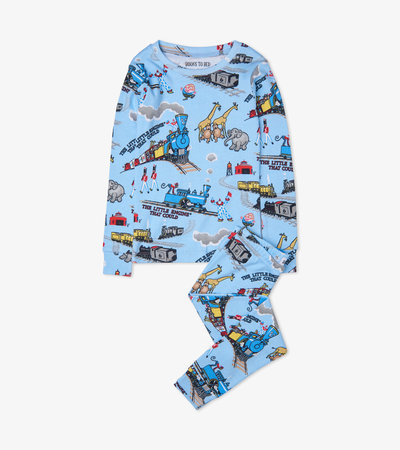 The Little Engine that Could Pajama Set