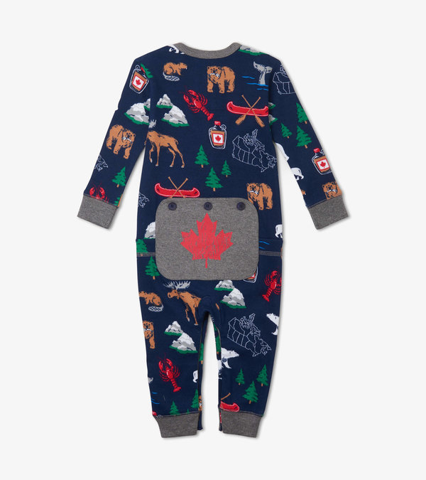 True North Baby Union Suit