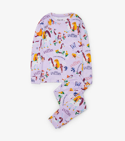 Uni the Unicorn Pajama Set