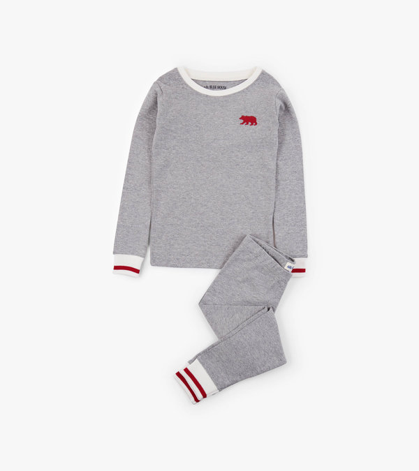 Work Sock Kids Pajama Set